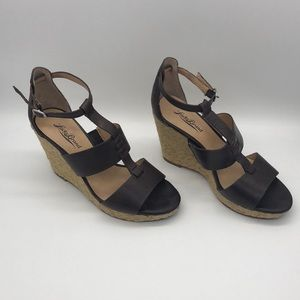 Lucky Brand Westwood Wedge Espadrille Sandal
